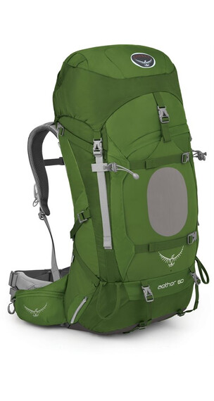 Osprey Aether 60 Bonsai Green